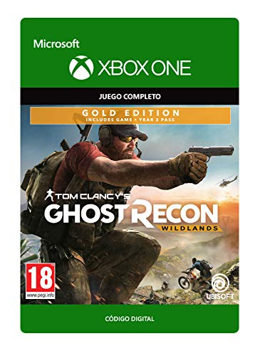 Tom Clancy's Ghost Recon Wildlands: Gold Year 2 - Xbox One - Código de descarga
