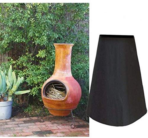 CEMGYIUK Outdoor Patio Chiminea Cover,Waterproof Outdoor Garden Chimney...