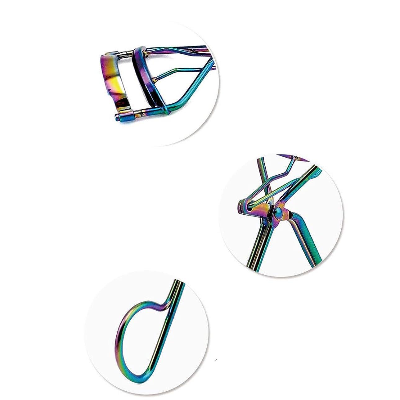 固める空虚曖昧なプロフェッショナルハンドルアイカーリングまつげカーラークリップ美容メイクツール新機能