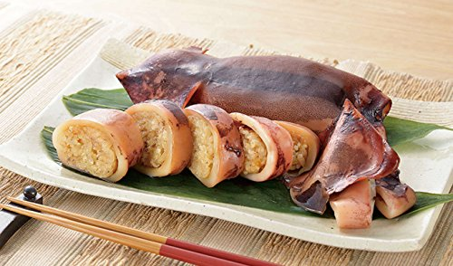 父の日 ギフト レンジでチンで簡単調理!いかめし5個セット *14時までのご注文 ヤマキ食品 イカ屋荘三郎