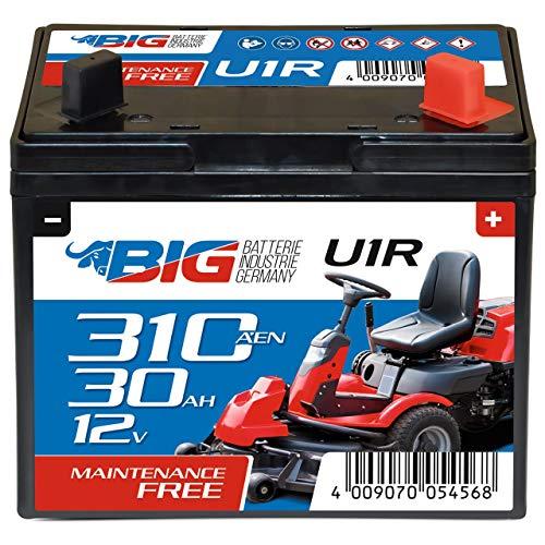 Big Batterien -  Big U1R (Pluspol