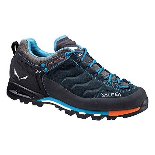 Salewa Mountain Trainer GTX 00-0000063416 Damen Bergschuhe, Schwarz (Carbon/Pagoda 0787), 37 EU (4.5 Damen UK)