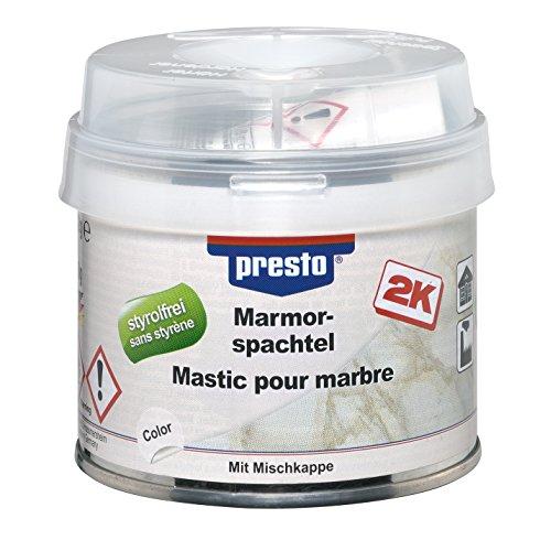 presto 443367 styrolfrei 200 g Marmorspachtel 200g, transparent