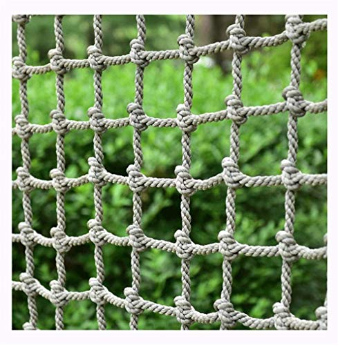 Great Price! LYRFHW Stair Protection Nets Children Balcony Safety Netting Playground Nylon Rope Net ...