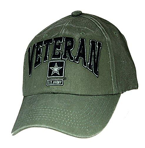 U.S. Army Veteran Cap. OD Green