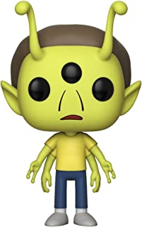 Funko Pop! Animation #338 Rick and Morty Alien Morty (2018 Spring Convention Exclusive)