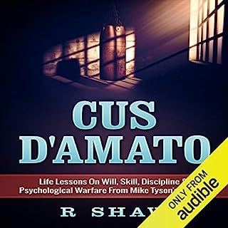 Cus D'Amato audiobook cover art