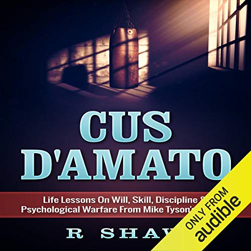 Cus D'Amato cover art