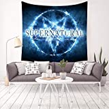 YAOAO Supernatural Tapestry Wall Hanging for Living Room Decor 59.1 x 59.1 Inch