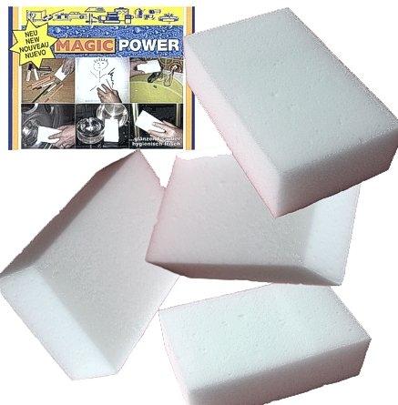 4er Pack Radier-Schwämme/Flecken-, Putz- Schwämme
