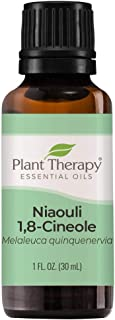 Plant Therapy Niaouli Essential Oil. 100% Pure, Undiluted, Therapeutic Grade. 30 ml (1 oz).