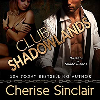Club Shadowlands audiobook cover art