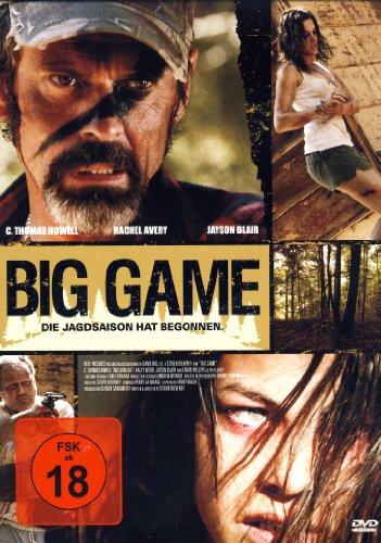 BIG GAME - Die Jagdsaison hat begonnen