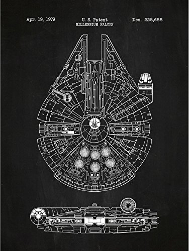 Inked and Screened Posters & Prints, 18 x 24, Millennium Fal...