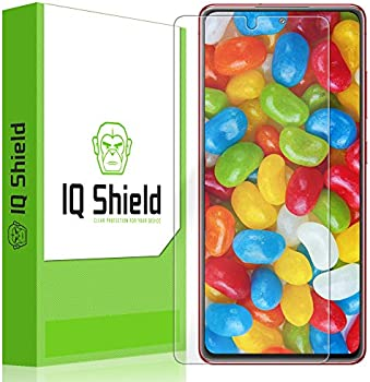 2 Pack IQ Shield Screen Protector Compatible with Samsung Galaxy S20 FE