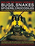 Explore the Deadly World of Bugs, Snakes, Spiders, Crocodiles: And Hundreds of Other Amazing Reptiles and Insects, The Dramatic Lives and Conflicts of the World's Strangest Creatures Shown in 1500 Amazing Close-up Photographs