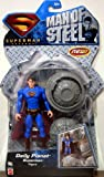 Mattel Daily Planet Superman Action Figure - 2007 Superman Returns Man of Steel Series by