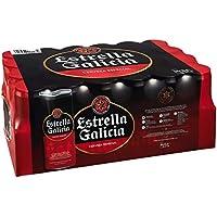Estrella Galicia Cerveza - Paquete de 24 x 330 ml - Total: 7.92 L