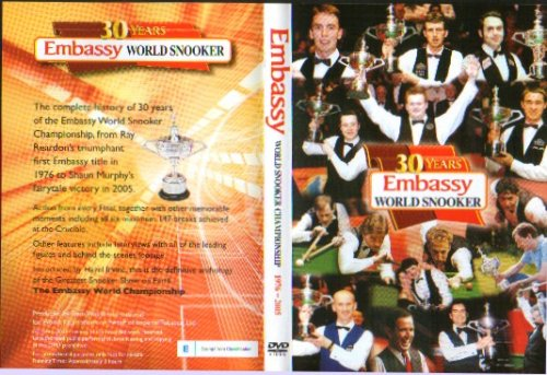 30 Years of the Embassy World Snooker Championship