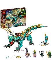 LEGONINJAGODragonedellaGiungla,CostruzioniperBambini8+Annicon4Minifigure,NinjaLloydeZane,71746