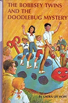 Bobbsey Twins 62: The Bobbsey Twins and the Doodlebug Mystery (Bobbsey Twins) - Book #62 of the Original Bobbsey Twins