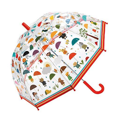 Djeco, Regenschirme, gemischt, DD04809