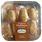 Gourmet Food Gifts! - Donsuemor Traditional Madeleines - 28 Individually Wrapped - 28 Oz Total