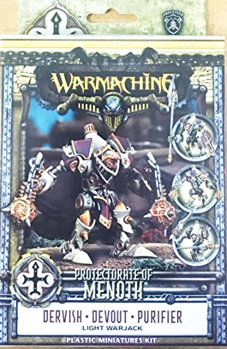 Privateer Press Proctectorate: Devout/Dervish/Purifier Light Warjack Miniature Game PIP32110