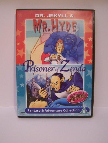 Dr.Jekyll/Prisoner of Zenda [Reino Unido] [DVD]