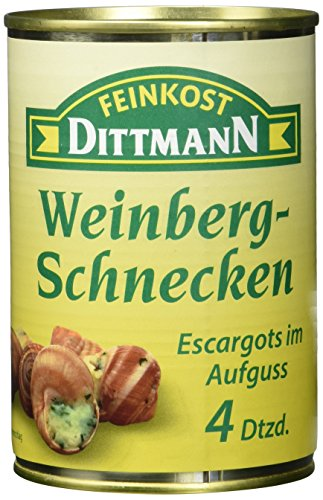 FD Weinbergschnecken 400g