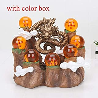 Z Action Figures Dragon Shenron Anime Z Collectible Model Toys DBZ with Mountain Shelf Baby Boy Must Haves Birthday Gifts Girls Favourite Characters Superhero Stickers UNbox Dolls