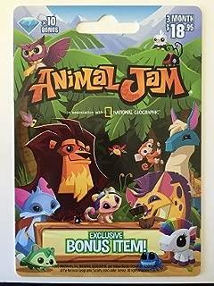 animal jam diamonds