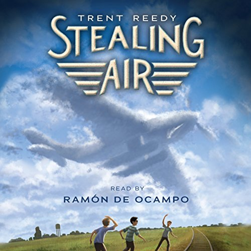 Stealing Air audiobook cover art