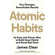 [By James Clear ] Atomic Habits (Paperback)【2018】by James Clear (Author) (Paperback)