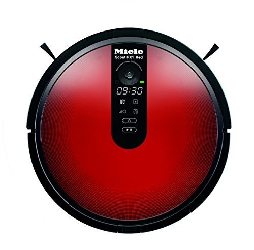 For Sale! Miele Scout RX1 - Robot vacuum cleaner (Red)