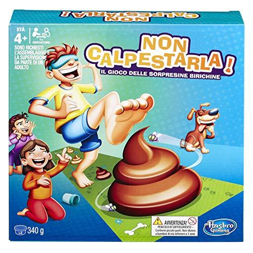 Hasbro Gaming-Non Calpestarla Edizione Standard (Gioco in Scatola), Colore Nd, E2489103