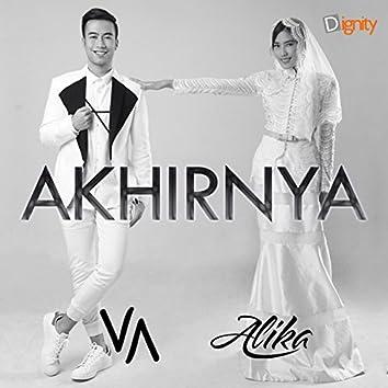 Akhirnya (feat. Vidi Aldiano)