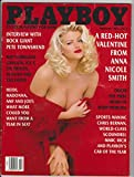 Playboy Magazine, February, 1994 (Vol. 41, No. 2) by Black Market Antiques