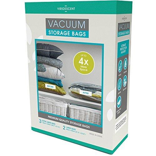 Compactor Vacuum Storage Bags