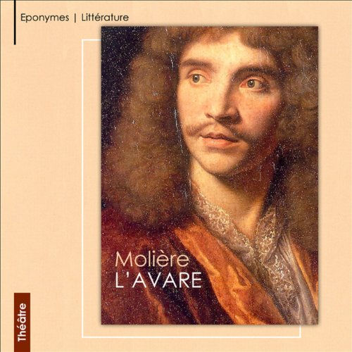 L'Avare audiobook cover art