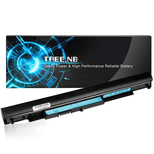 (Long Life) New Laptop Battery for HP Spare 807611-421 807611-131 807611-221 807957-001 807956-001 807612-421 HS04 HS03 HP 240 245 250 255 256 G4 G5 HP Notebook 14 14g 15 15g
