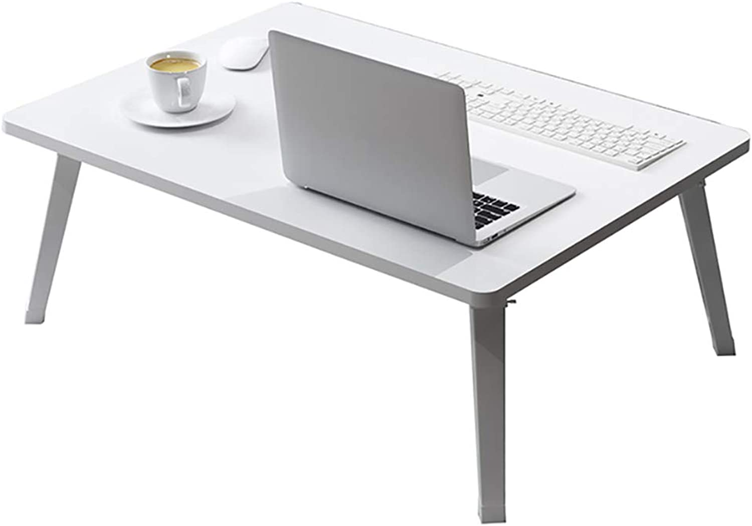 Laptop Bed Table Desk Foldable Sofa Breakfast Portable Reading Students