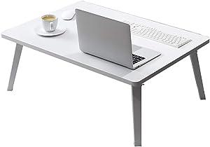 MyTables Tavolino da caffè Studenti Portatili della Lettura della Prima Colazione del Sofà Piegevole dello Scrittorio della Tabella del Letto del Computer Portatile