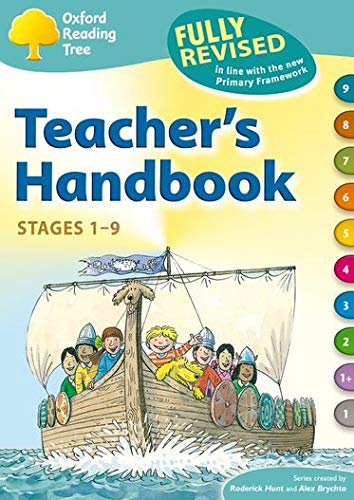 Oxford Reading Tree: Teacher's Handbookの詳細を見る
