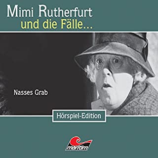 Nasses Grab (Mimi Rutherfurt 20) Titelbild