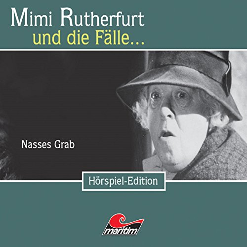 Nasses Grab (Mimi Rutherfurt 20) audiobook cover art
