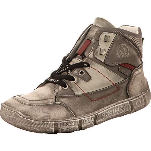 KRISBUT Boots Größe 44 EU Grau (Grau)