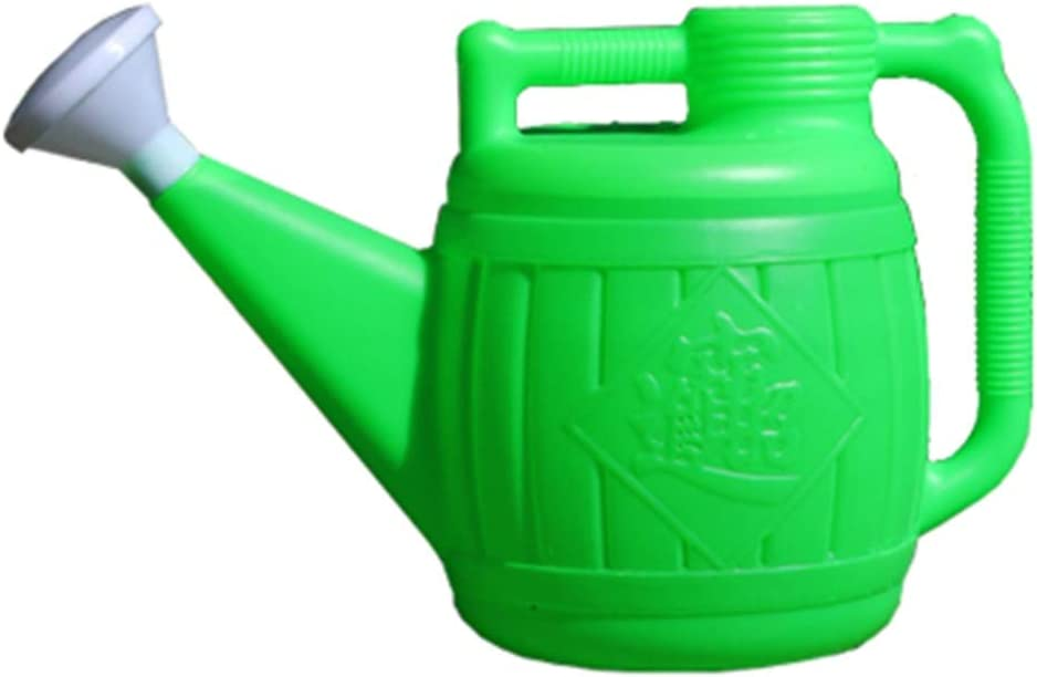 WATERING CAN Household Long-Mouth Plastic Mail Limited price order cheap Flo Watering Thickened
