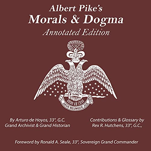 Albert Pike's Morals & Dogma cover art