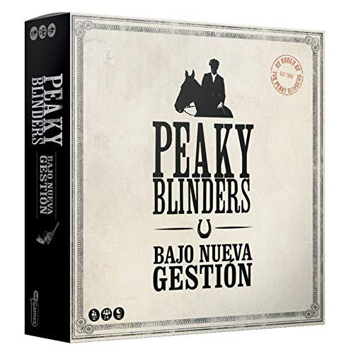 BORRAS - Peaky Blinders. Juego de Mesa de Estrategia. Conviértete en el gánster más temido de Birmingham. a Partir de 14 años. Ref....